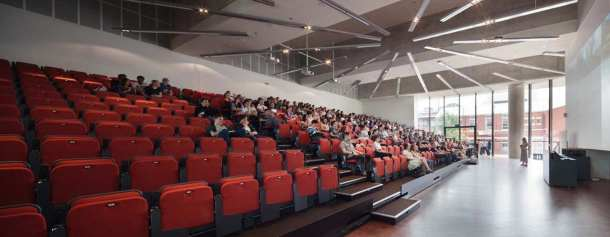 Virginia Duran Blog- Architecture and Education - The Swinburne University of Technology by H2O Interior