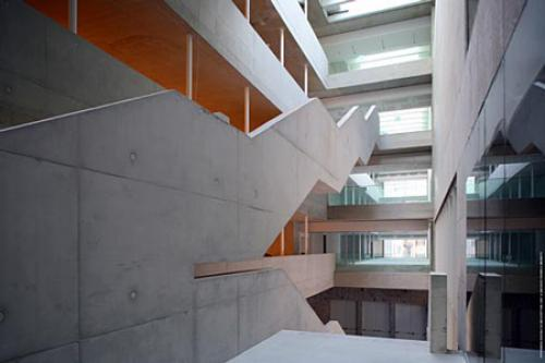 Virginia Duran Blog- Architecture and Education - Universita Luigi Bocconi Interior