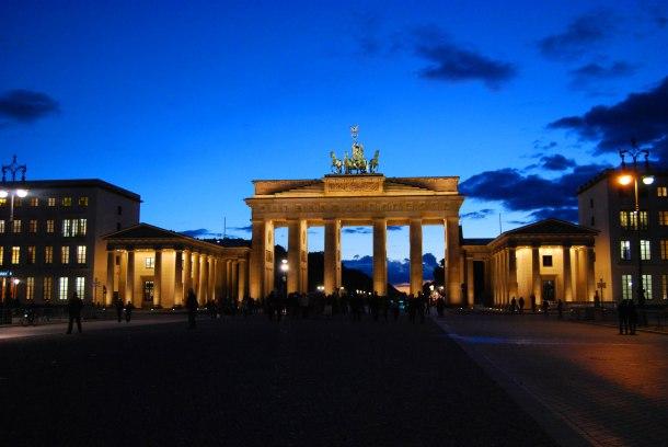 Virginia Duran Blog- Beautiful Berlin- Photography-Brandenburger Tor Gate by Carl Gotthard Langhans