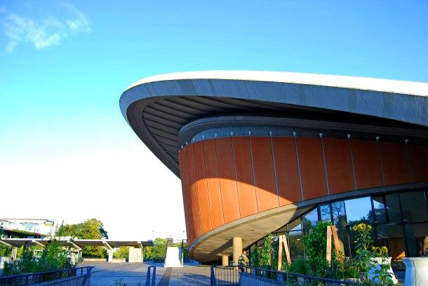 Virginia Duran Blog- Beautiful Berlin- Photography- Haus der Kulturen der Welt (Congress Hall) by Hugh Stubbins