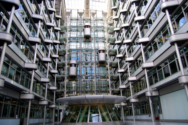 Virginia Duran Blog- Beautiful Berlin- Photography- Ludwig Erhard Haus by Nicholas Grimshaw