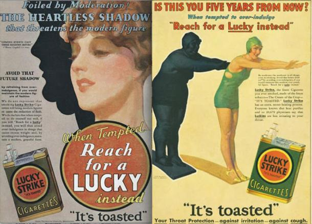 Virginia Duran Blog- Beautiful Print Ads from the Mad Men Period- Lucky