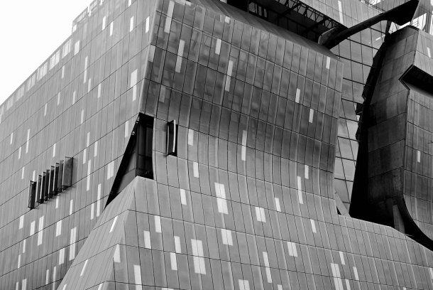 Virginia Duran Blog- New York- Cooper Union (41 Cooper Square) by Morphosis