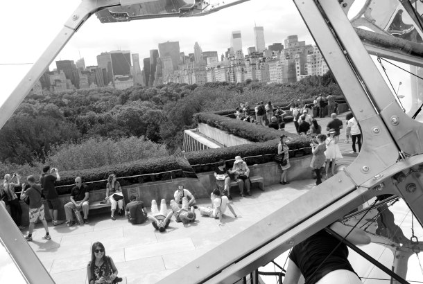 Virginia Duran Blog- New York- Metropolitan Museum of Art (MET) Rooftop Expo