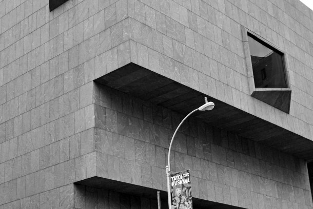 Virginia Duran Blog- New York- The Whitney Museum by Marcel Breuer