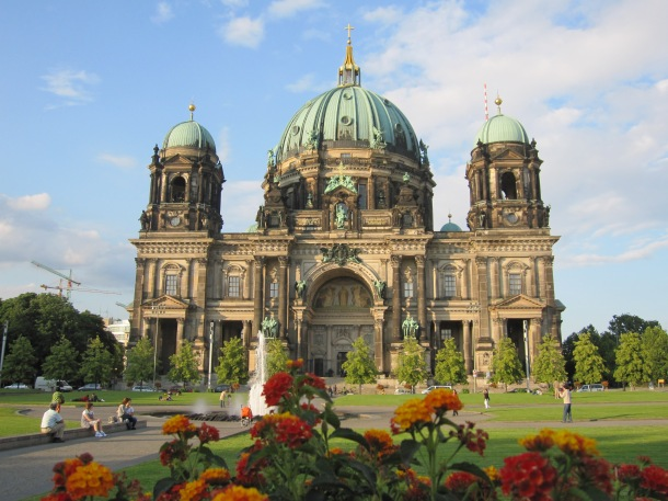 Virginia Duran Blog - Top Rooftops of Berlin - Berlin Cathedral Berliner Dom