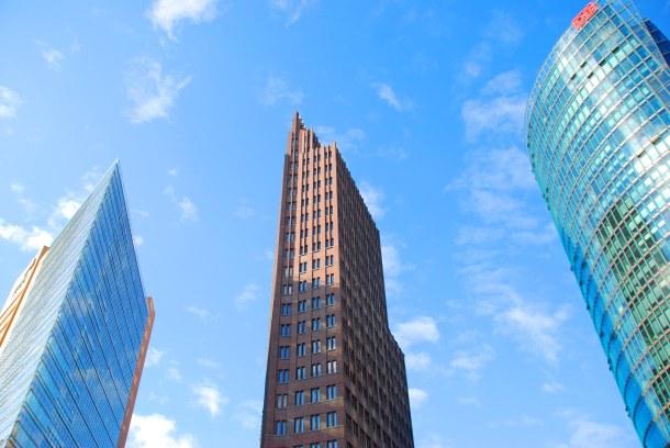 Virginia Duran Blog - Top Rooftops of Berlin - PANORAMAPUNT building