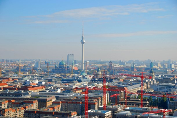 Virginia Duran Blog - Top Rooftops of Berlin - PANORAMAPUNT