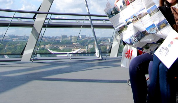 Virginia Duran Blog - Top Rooftops of Berlin - Reichstag Dome by Norman Foster views