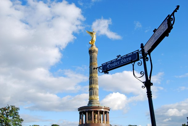 Virginia Duran Blog - Top Rooftops of Berlin -  Siegessäule Berlin Victory Column