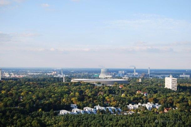 Virginia Duran Blog - Top Rooftops of Berlin - Teufelsberg Abhörstation Unite d'Habitation Le Corbusier