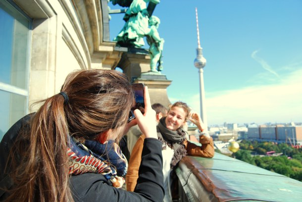 Virginia Duran Blog - Top Rooftops of Berlin - Views from Berlin Cathedral