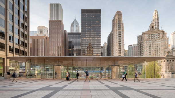 7-Apple - Chicago Architecture-Virginia Duran