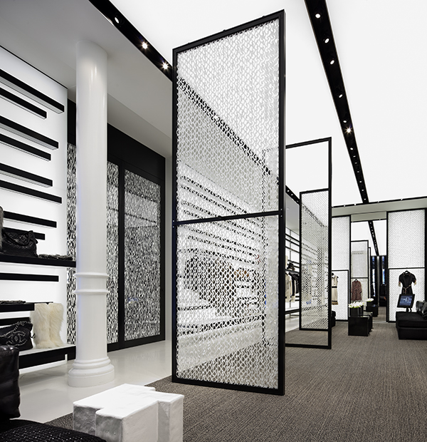 Virginia Duran Blog- 20 Amazing Fashion Stores Designed by Famous Architects- Chanel by Peter Marino