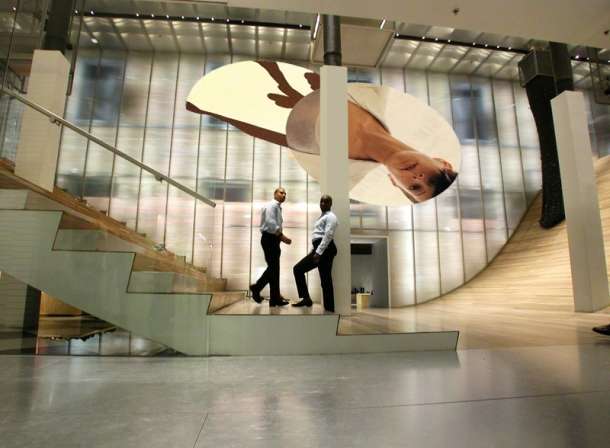 Virginia Duran Blog- 20 Amazing Fashion Stores Designed by Famous Architects- Prada by OMA Music Section