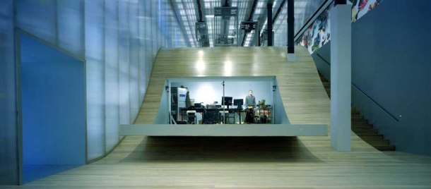 Virginia Duran Blog- 20 Amazing Fashion Stores Designed by Famous Architects- Prada by OMA Music