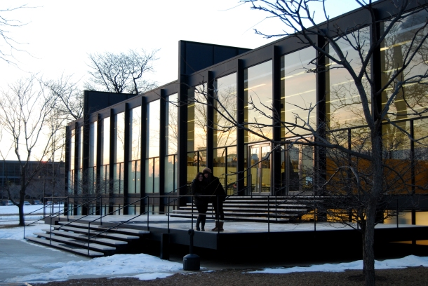 Virginia Duran Blog- Chicago Best Buildings for Architects - Crown Hall by Mies van der Rohe