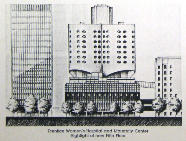 Virginia Duran Blog- Chicago Best Buildings for Architects - Prentice Womens Hospital Plans