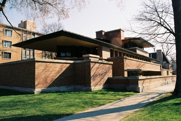 Virginia Duran Blog- Chicago Best Buildings for Architects - Robie House by Frank Lloyd Wright