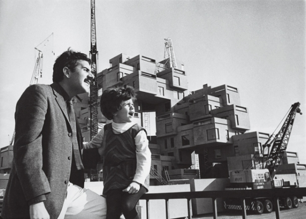 Virginia Duran Blog- Photography 10 Great Buildings Under Construction- Moshde Safdie Habitat 67 2
