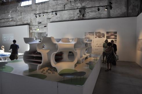 Virginia Duran Blog- Photography 10 Great Buildings Under Construction- Taichung Metropolitan Opera House by Toyo Ito Taiwan