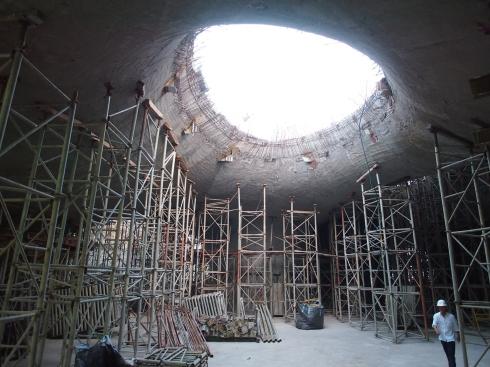 Virginia Duran Blog- Photography 10 Great Buildings Under Construction- Taichung Metropolitan Opera House by Toyo Ito1