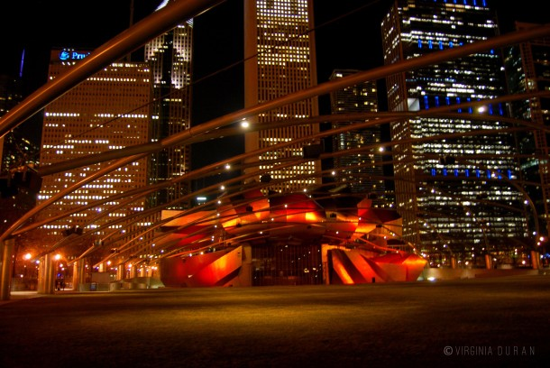 Virginia Duran Blog- Pritzker Pavilion-