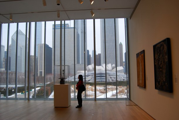 Virginia Duran Blog- Chicago Best Skyline Views- Art Institute by Renzo Piano