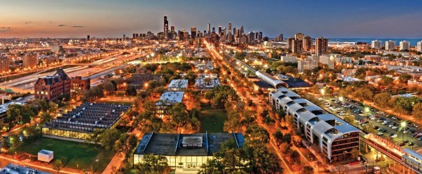 Virginia Duran Blog- Chicago Best Skyline Views- Illinois Institute of Technology Tower 3