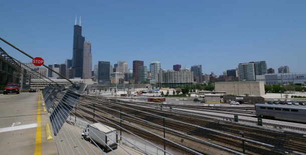 Virginia Duran Blog- Chicago Best Skyline Views- Whole Foods South Loop