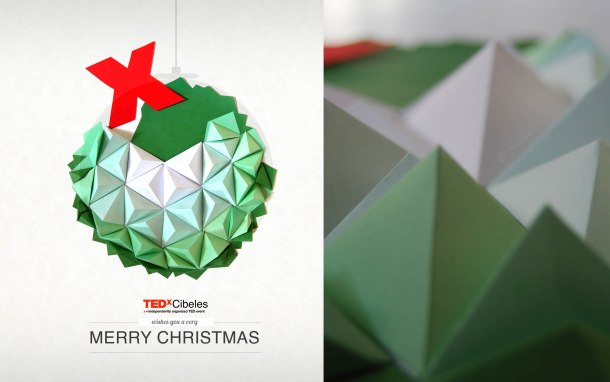 Virginia Duran Blog-Creative Christmas Postcards- Design- TEDxCibeles by @_vduran
