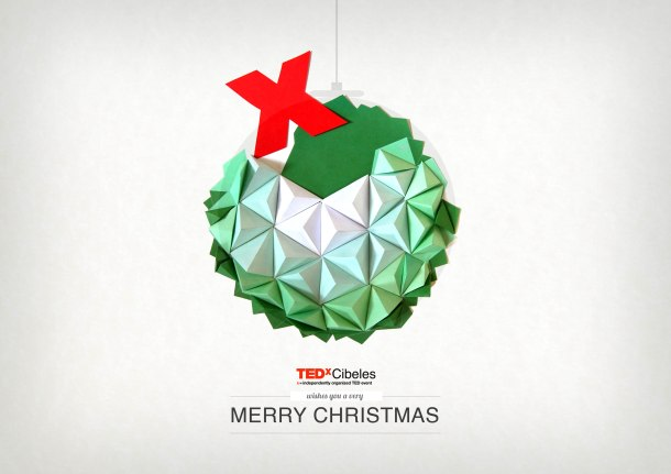 Virginia Duran Blog-Creative Christmas Postcards- Design- TEDxCibeles- Final
