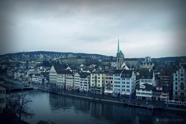 Virginia Duran Blog- 5 Skyline Photographs of Zurich- Lindenhof