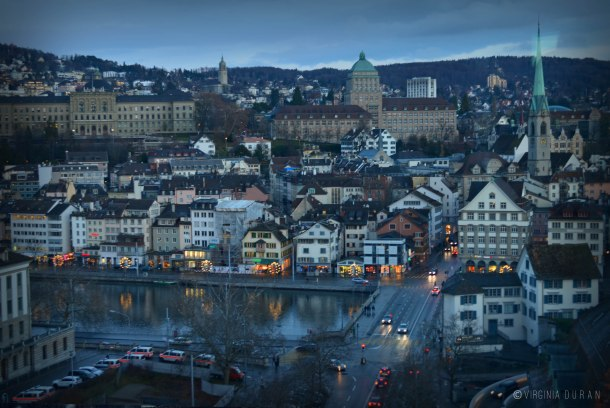 Virginia Duran Blog- 5 Skyline Photographs of Zurich- University of Zurich