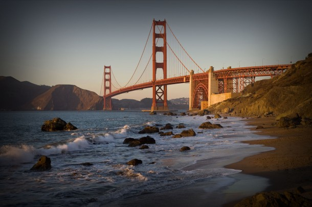 Virginia Duran Blog- 10 Sites To Take The Best Skyline Pictures in San Francisco- Baker Beach