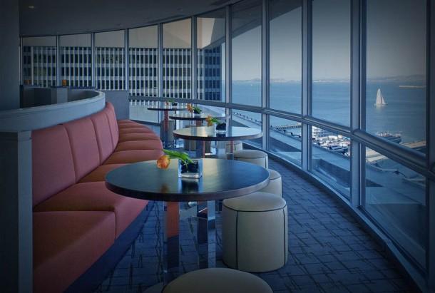 Virginia Duran Blog- 10 Sites To Take The Best Skyline Pictures in San Francisco- Hyatt Hotel Ferry Building