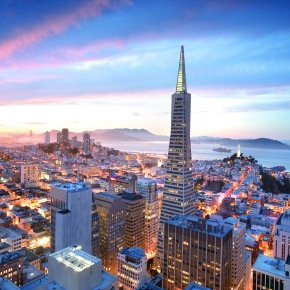 10 Sites To Take The Best Skyline Pictures in San Francisco