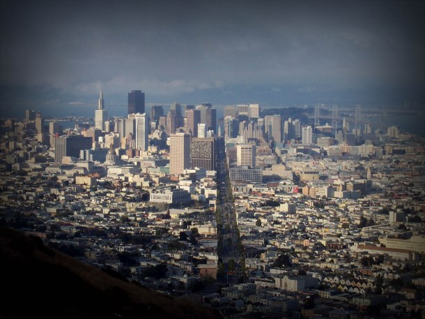 Virginia Duran Blog- 10 Sites To Take The Best Skyline Pictures in San Francisco- Twin Peaks