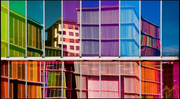 Virginia Duran Blog- Amazing and Colorful Buildings- MUSAC by Tunon y Mansilla