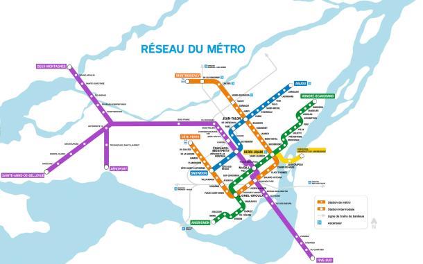 Virginia Duran Montreal Metro