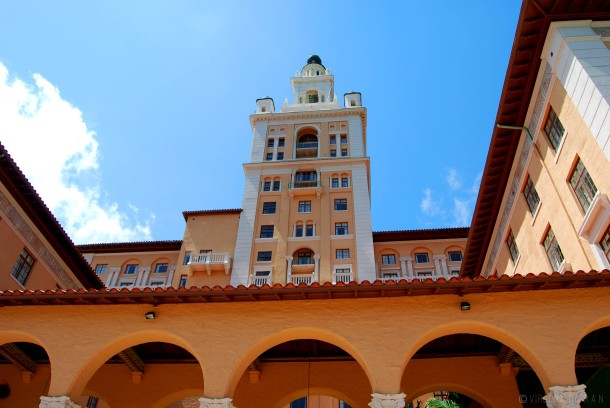 Virginia Duran Blog- 23 Spots You Shouldn't Miss in Miami If You Love Architecture- Biltmore Hotel- Tower