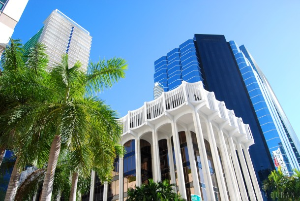 Virginia Duran Blog- 23 Spots You Shouldn't Miss in Miami If You Love Architecture- Colonnade Plaza