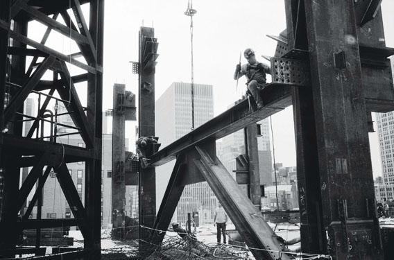Virginia Duran Blog- Amazing Architectural Photography- Annie Leibovitz- Nw York Times Building, Renzo Piano