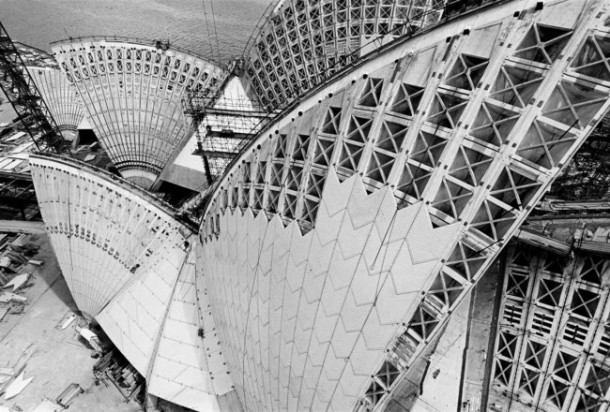 Virginia Duran Blog- Amazing Architectural Photography- David Moore-Sydney Opera House by Jorn Utzon