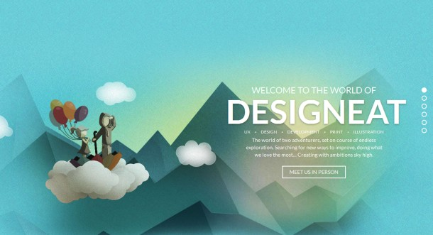Virginia Duran Blog- Amazing UX UI Web Designs- Design Neat