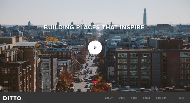 Virginia Duran Blog- Amazing UX UI Web Designs- Ditto DC