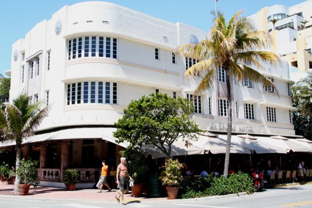 Virginia Duran Blog- Miami- The Best Art Deco Architecture- Cardozo Hotel-