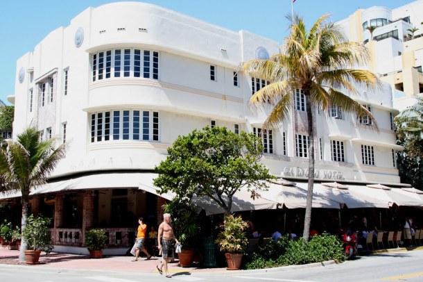 Virginia Duran Blog- Miami- The Best Art Deco Architecture- Cardozo Hotel-