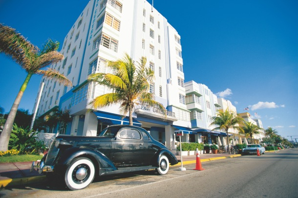 Virginia Duran Blog- Miami- The Best Art Deco Architecture- Park Central Hotel by Henry Hohauser-