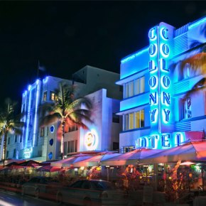 Miami: The Best of Art Deco Architecture